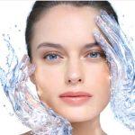 ماسک آبرسانی به پوست صورت - آبرسانی پوست صورت گیاهی